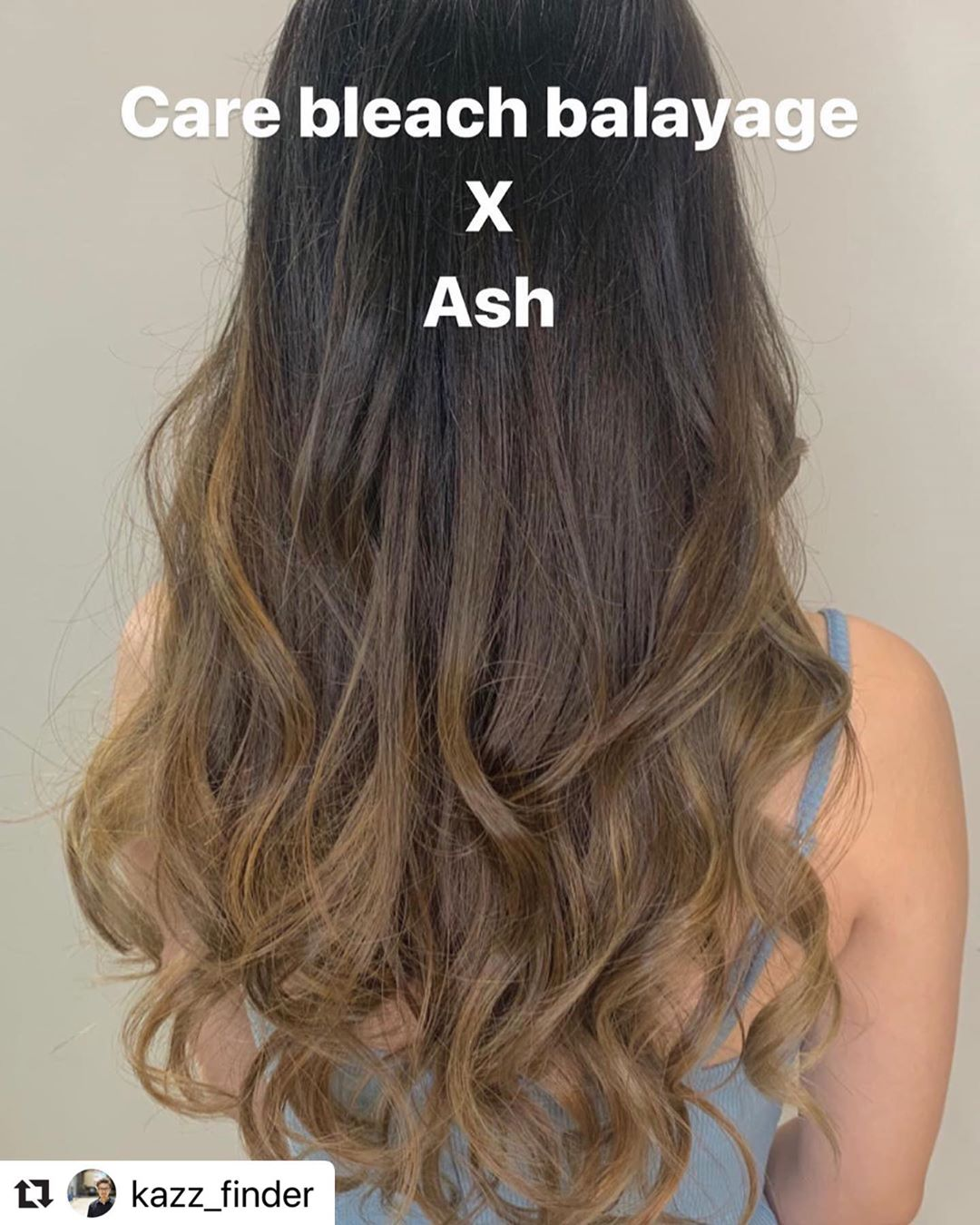 Care Bleach Balayage at Finder by COVO