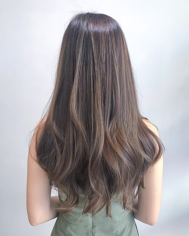 After Hair Colour at COVO