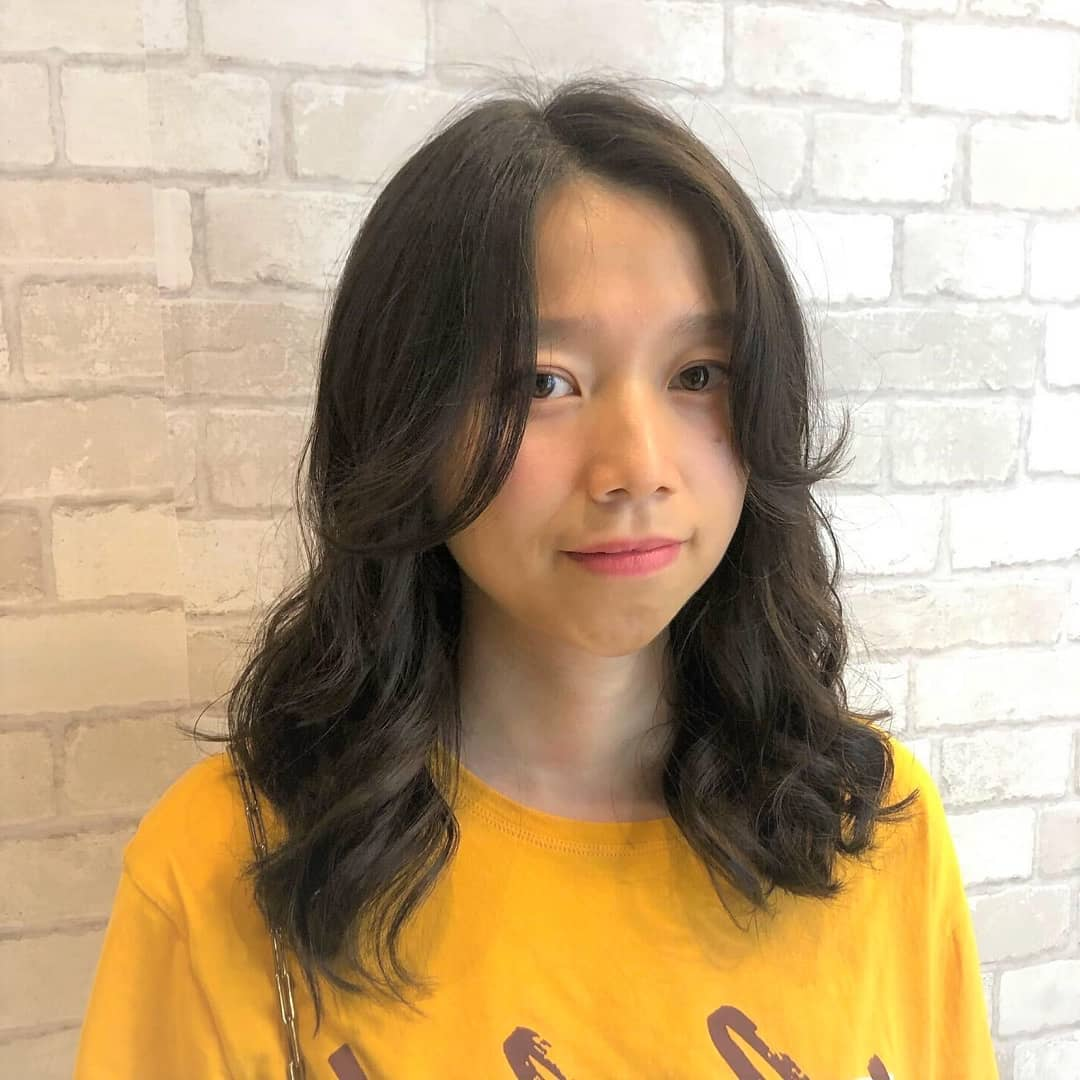 S Curl Perm at Style NA