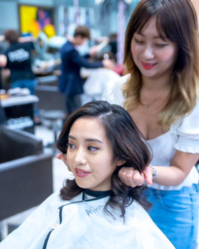 Blow Dry and Styling at Style NA