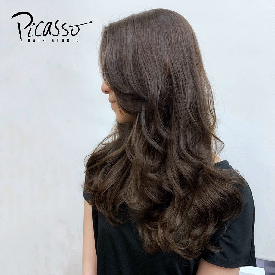 Perm S Curl by Picasso