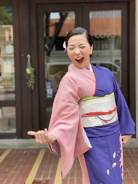How I Look After Getting Kimono Makeover at COVO Japanese Hair Salon