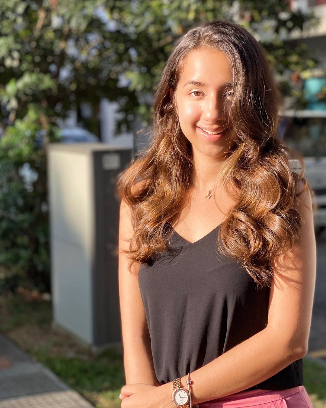 Brown Balayage for Tanned Skin by Finder by COVO