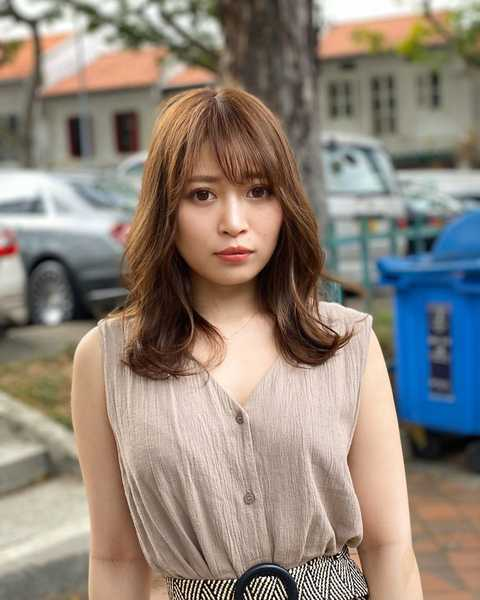 Trendy Shoulder Length Haircut by Shobu from Finder by COVO