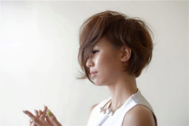 Cool Short Haircut by Shobu from Finder by COVO