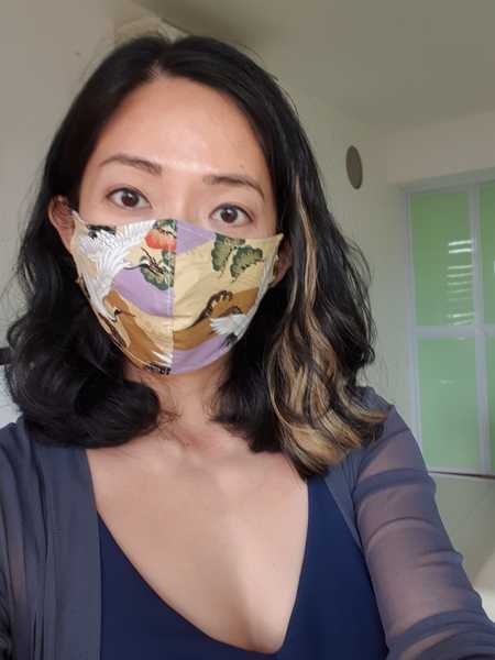 Wear Mask to Salon During COVID-19 Phase 2