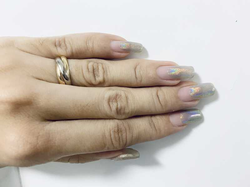 Perfect Japanese Gelish Nails After 75 Days