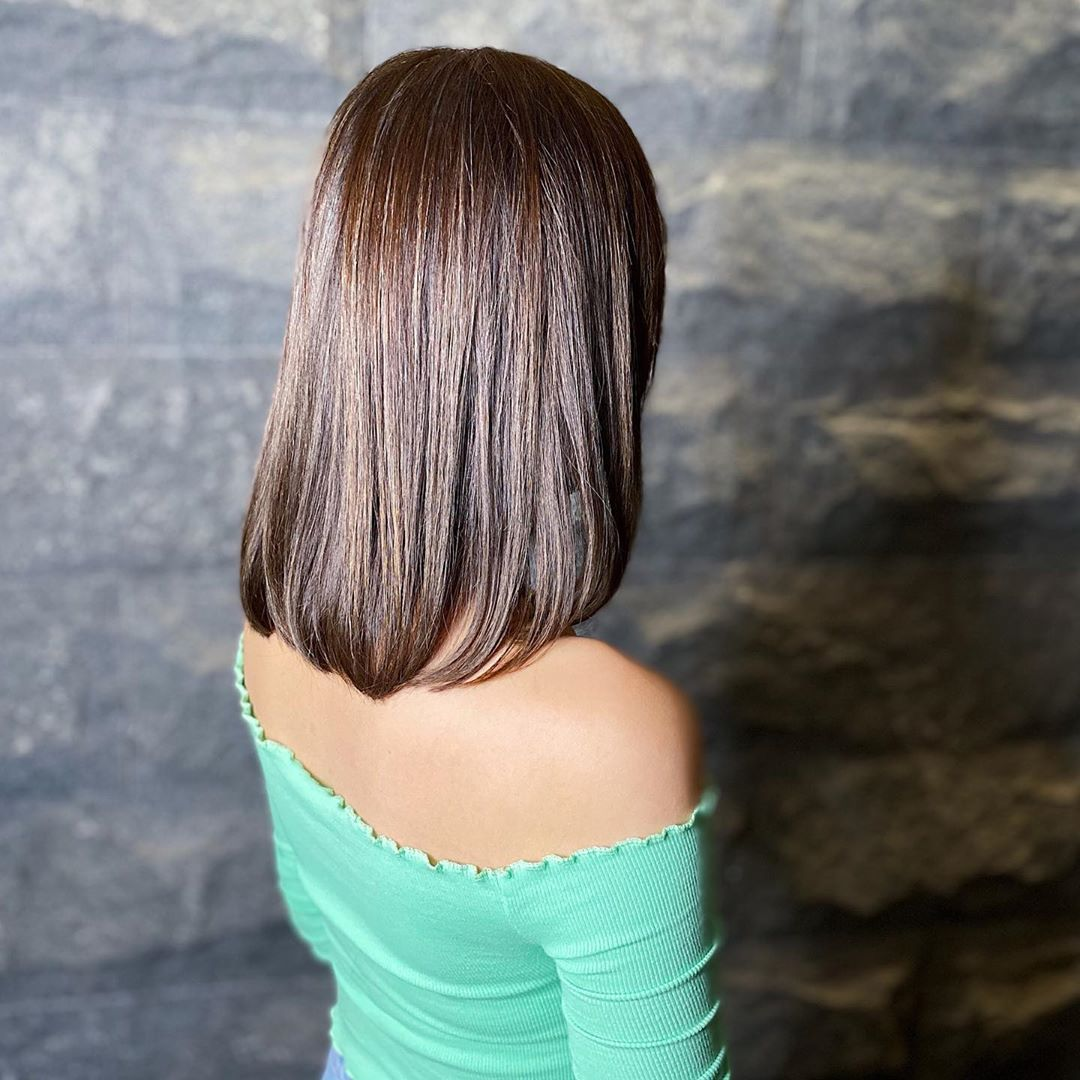Colour and Cut by Ryo from Branche Hair Salon