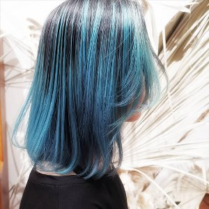 Blue Highlights Colour (Sone) at Room Japanese