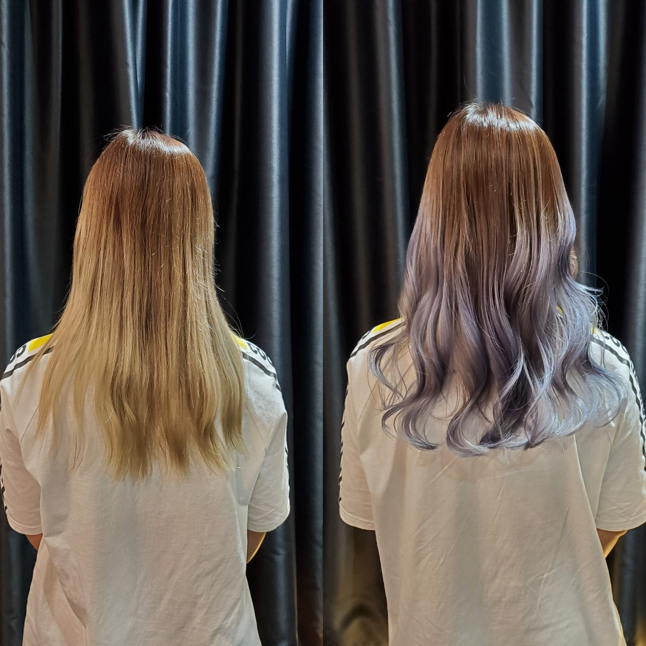 Lavender Highlights at Color Bar by Full House