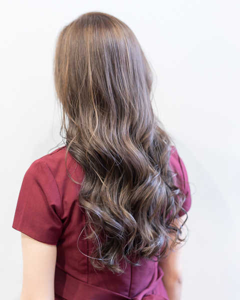 Low Maintenance Perm by Emiko from Room Japanese Hair Salon