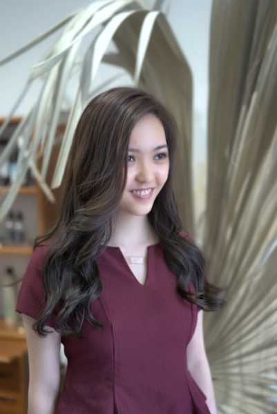 How I Look After Getting Low Damage Butter Brown Hair Colour at Room Japanese Hair Salon