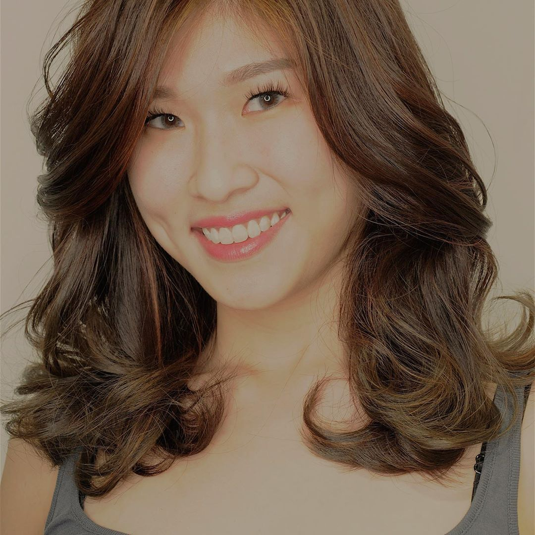 Voluminous Perm_Style by Maggie from Jeric Salon