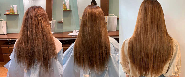 Before and After Science Aqua Hair Treatment