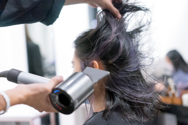 Blow Dry at Be Salon