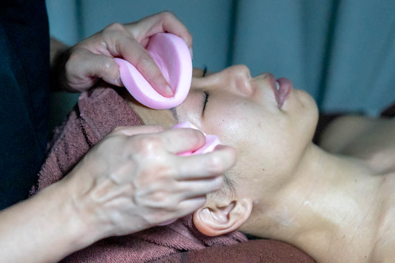 Face Cleansing at The Bund Beauty