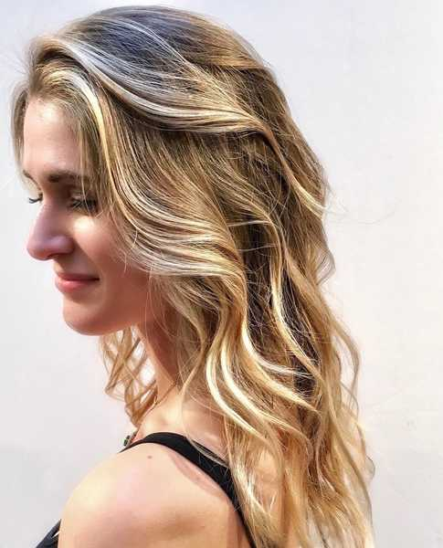 French Sunkiss Balayage by Yann Beyrie