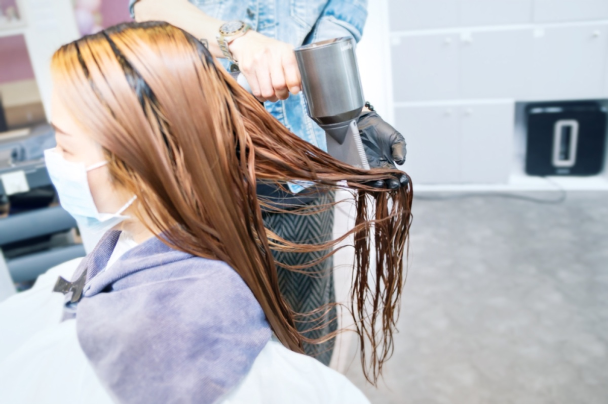 Leave in Treatment Brazilian Blowout at 99 Percent