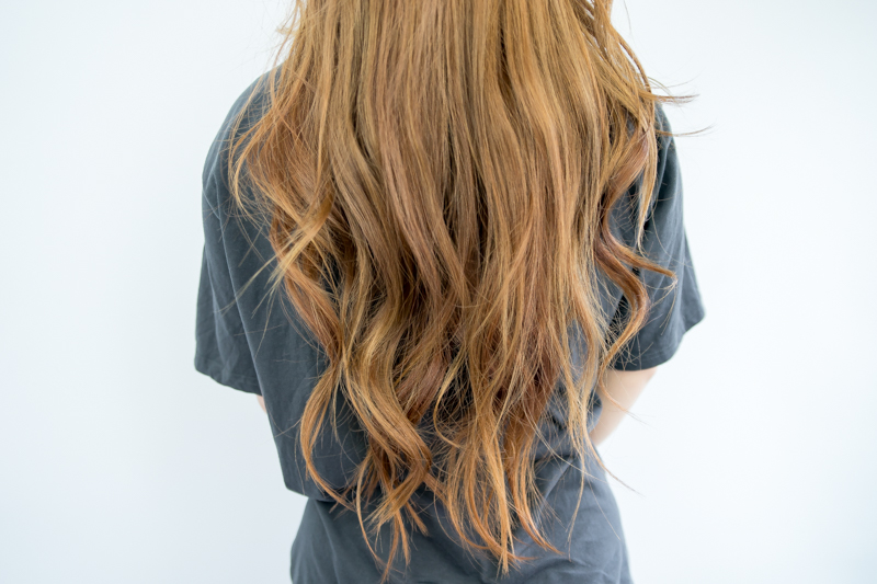Glossy, Silky and Smooth Hair After Brazilian Blowout at 99 Percent Hair Studio