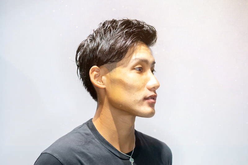 How I Look After Getting Man Haircut, Eyebrow Trimming, Teeth Whitening and Facial Mask at Michaela Japanese Hair Salon