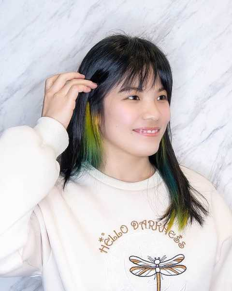 How I Look After Getting Earloop Rainbow Highlights at The Urban Aesthetics