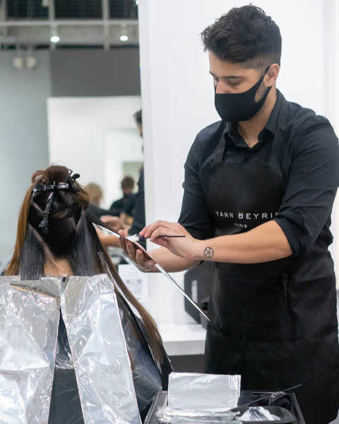 French Stylist in Singapore