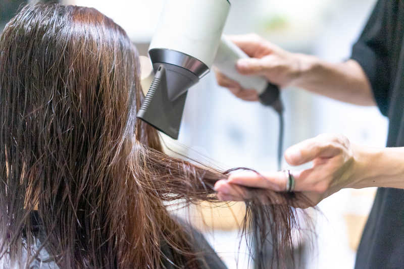 Blow Dry at Do My Hair