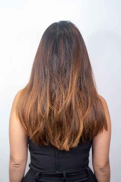 Dull and Dry Hair After Bleaching