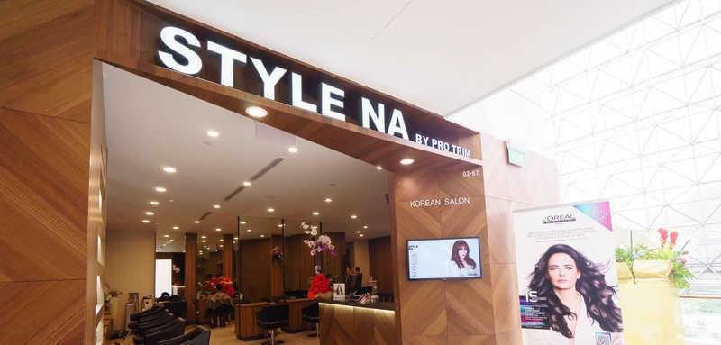 CNY Promotion and Surcharge at Style NA
