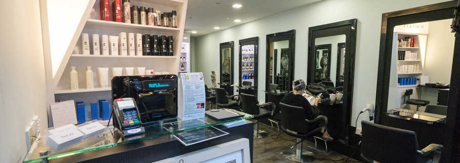 Focus Hairdressing at Chinatown Point
