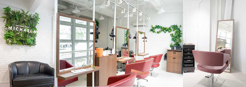 CNY Promotions and No Surcharge at Michaela Japanese Hair Salon