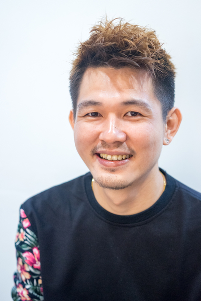 Charming Male Stylist Bro from Act Point Salon